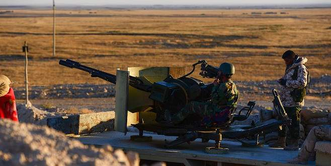 Telafer'i DEAŞ'tan kurtarma operasyonu hazırlıkları tamamlandı