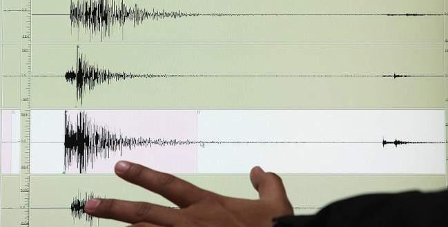 Gökova Körfezi'nde deprem
