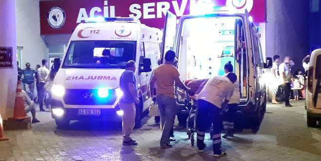 Kavgada silahı ateş alan polisin babası öldü