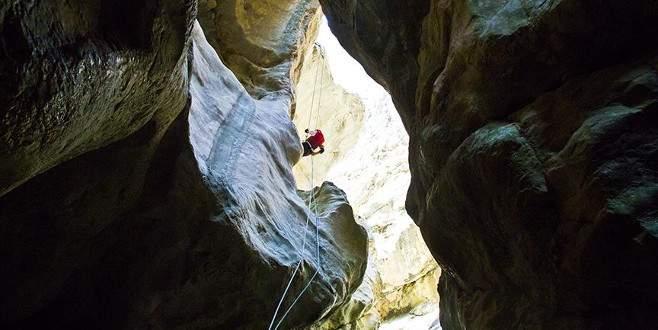 Harmankaya Kanyonu turizme kazandırılacak