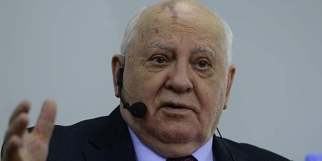 Gorbaçov'dan Putin ve Trump'a uzlaşma çağrısı