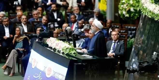 İran'da yeni kabine meclis başkanlığına sunuldu