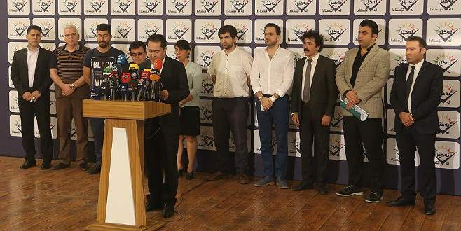 IKBY'de 'bağımsızlık referandumuna hayır' kampanyası