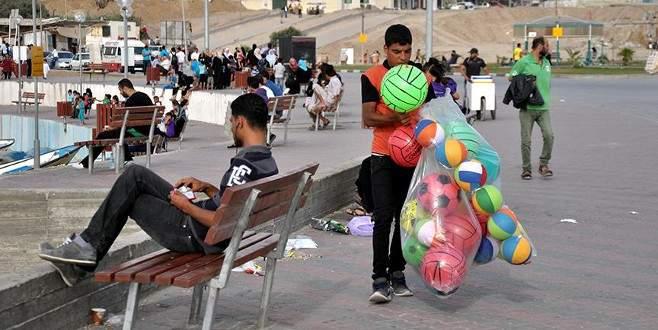 Filistin'de işsizlik yüzde 29'a ulaştı