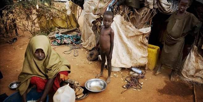 Etiyopya'da 8,5 milyon kişi gıda yardımına ihtiyaç duyuyor