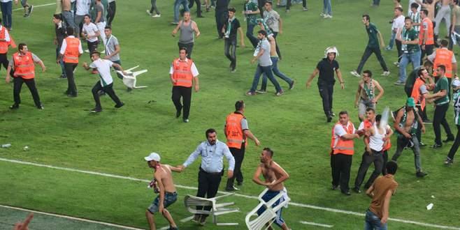 Beşiktaş ve Atiker Konyaspor PFDK'ya sevk edildi