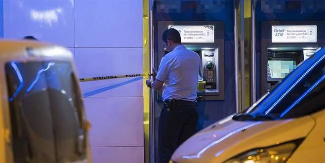 ATM cihazına para transferi sırasında 400 bin lirayı çaldılar