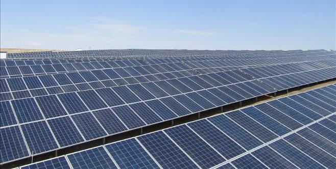 Türk-Alman ortaklığından 4,4 megavatlık GES