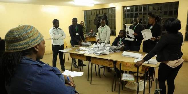 Kenya'da seçimlerin hacklendiği iddiası