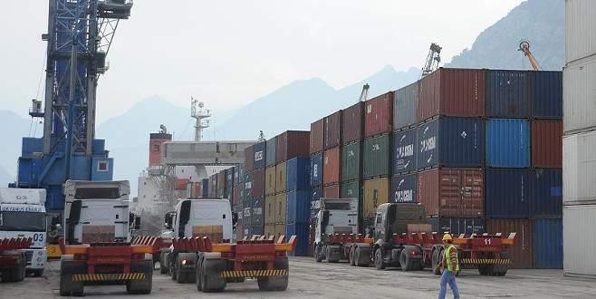 Makine ihracatı 7 ayda 8 milyar dolara ulaştı
