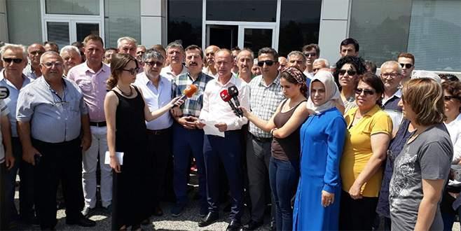 MHP'de başlayan istifalara yenisi eklendi
