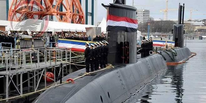 Almanya'dan Mısır'a ikinci denizaltı