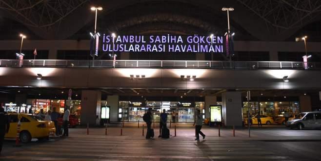 Bursa'dan Sabiha Gökçen'e seferler başlıyor
