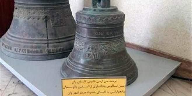 İran, Türkiye'deki kiliseye ait tarihi çanı iade ediyor
