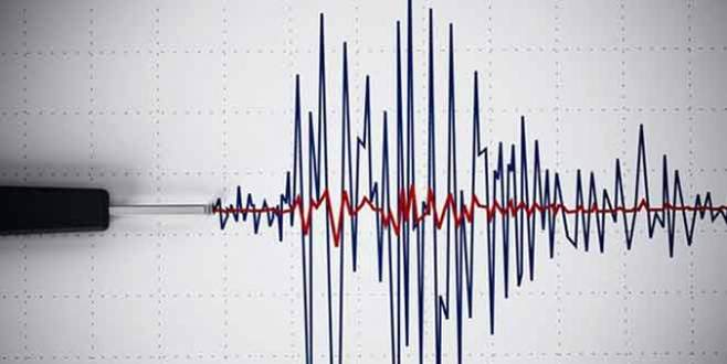 Gümüşhane'de deprem!
