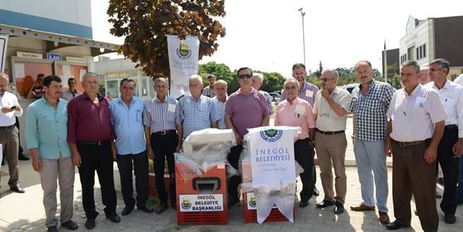 Kırsal mahallelere salça çekme makinesi