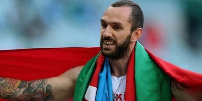 Ramil Guliyev altın madalya kazandı