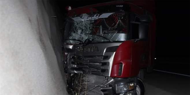 Kardeşleri trafik kazası ayırdı