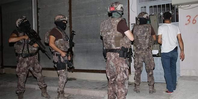 Şafak vakti PKK/KCK operasyonu: 20 gözaltı