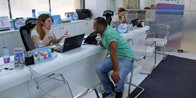 Lübnanlı turistlerin ilk tercihi Türkiye