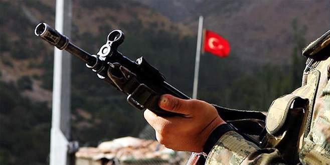 Şırnak'ta hain saldırı: 1 asker yaralı