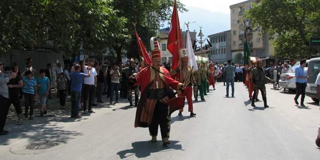 Gürsu'da festival günü
