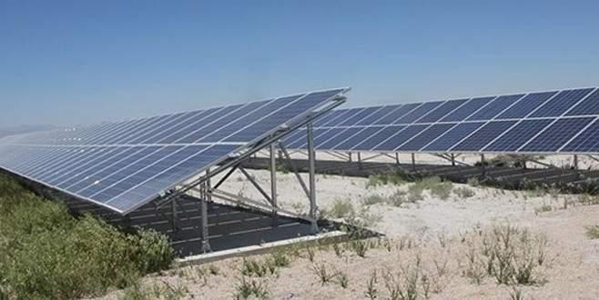 İlk yerli güneş enerjisi panel fabrikası Ankara'ya