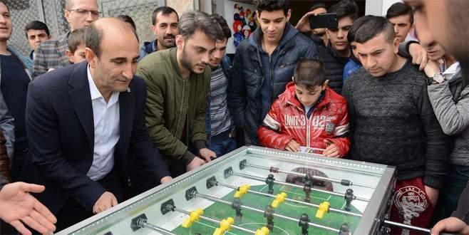 Yıldırım'ın projesi Türkiye'ye örnek oldu
