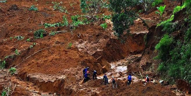 Nepal'deki sel ve heyelanda ölenlerin sayısı 70'e yükseldi