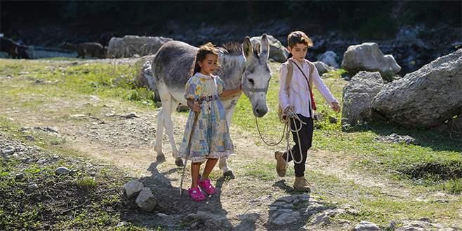 'Bal Kaymak'ın çekimlerine Makedonya'da başlandı