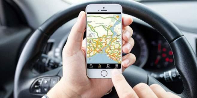 Bakanlık sürücüleri 'Yandex' ile uyarıyor
