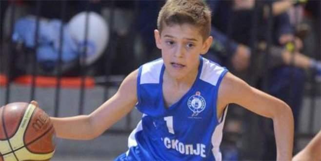 12 yaşındaki Makedon yetenek Türkiye'de