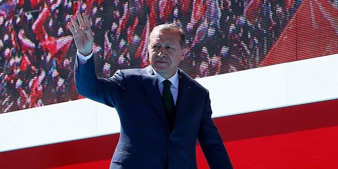 Erdoğan'ın 2019 hedefi