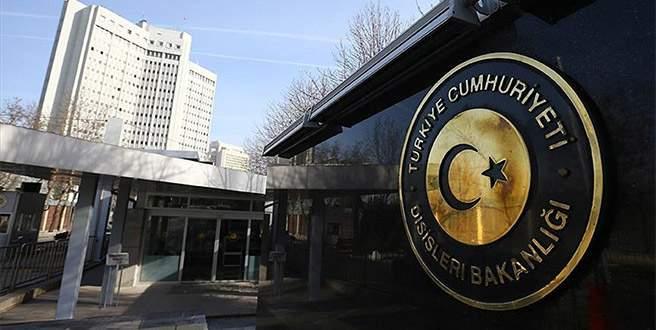 Türkiye'den ABD'ye 'iddianame' tepkisi