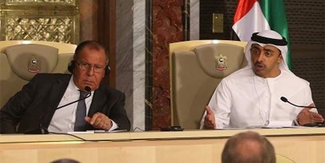 BAE'den İran ve Türkiye'ye: Suriye'den elinizi çekin