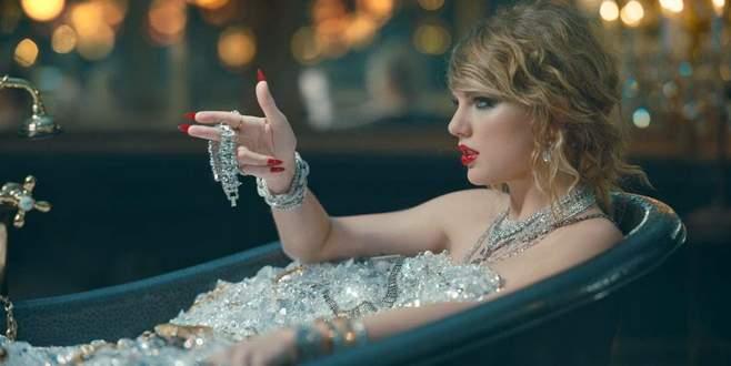 Taylor Swift'dan paylaşım rekoru!