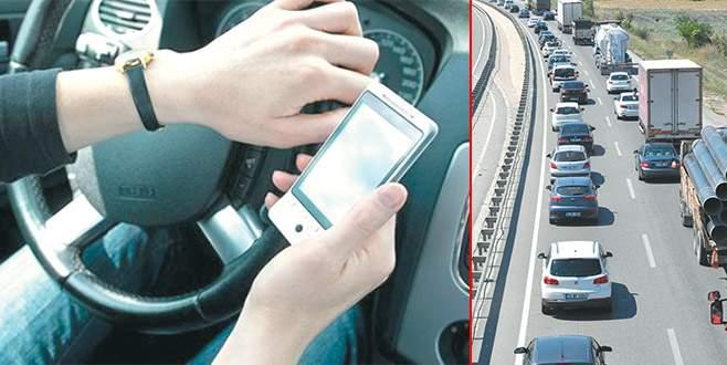 Emniyet sürücüleri Twitter'dan uyardı