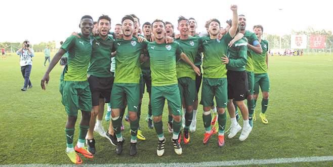 Bursaspor'un rakibi Saburtalo