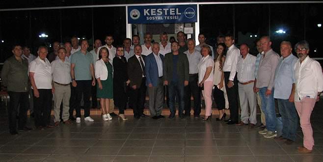 'Kestel'i unutmayacağım'
