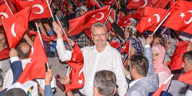 Özkan'dan 30 Ağustos Zafer Bayramı kutlaması