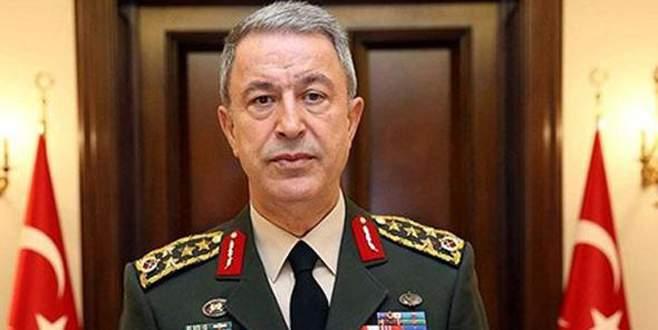 Akar'dan 'Milli ordu' ve 'Terörle mücadele' vurgusu