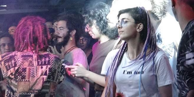 Mudanya 'otostop festivali' başladı
