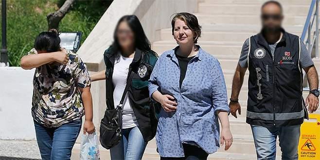 Yunanistan'a kaçarken yakalanmıştı, tutuklandı