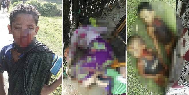 'Arakan'da 3 günde 2 ila 3 bin arası Müslüman katledildi'