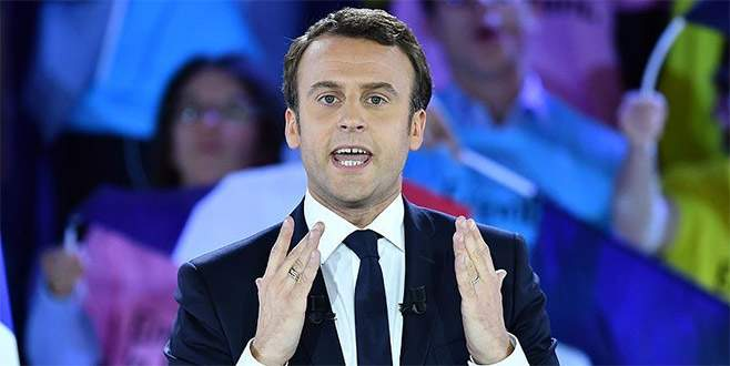 Macron'a destek hızla düşüyor