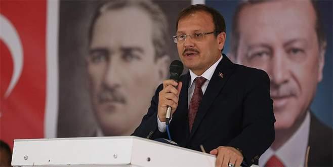 'CHP'nin Adalet Kurultayından adalet değil sefalet çıkar'