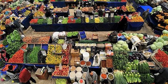 Gıda fiyatlarına 'neşter' ekimde