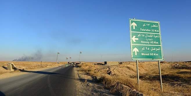Irak ordusu: Telafer kent merkezi DAEŞ'ten geri alındı