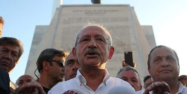 'Çanakkale bütün Türkiye'nin destanıdır'