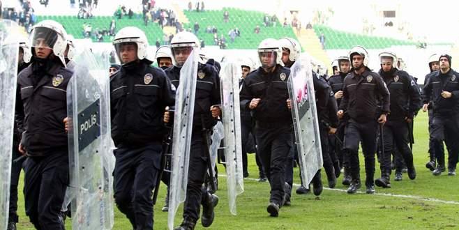 Bursa'da çevik kuvvet ve özel harekata yeni kompleks